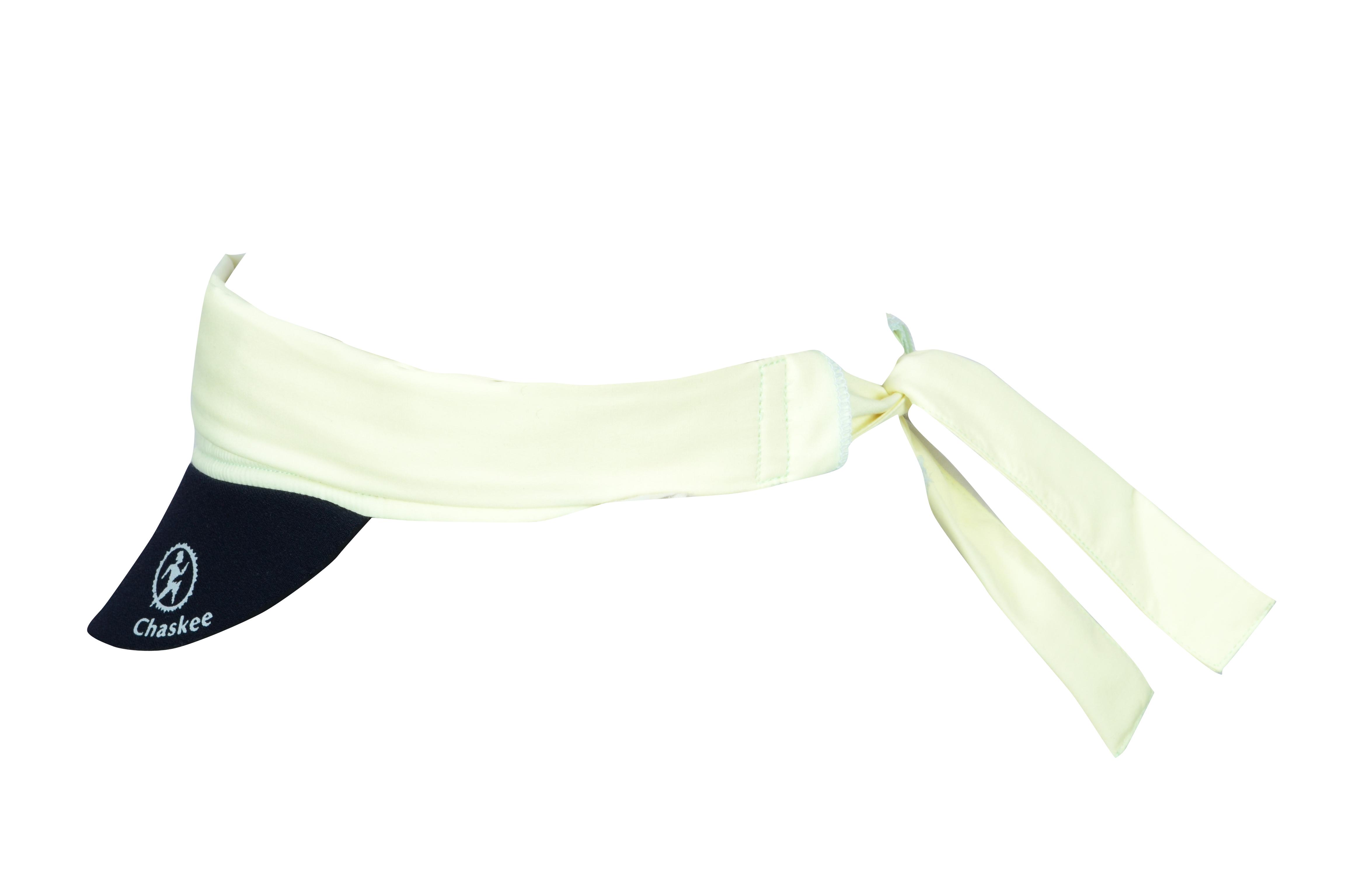 Chaskee Visor Snap Cap Microfiber Plain